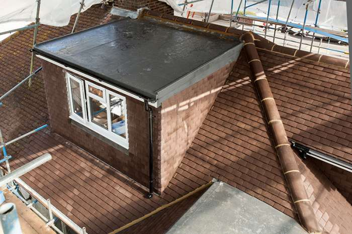 Loft conversion in Molesey, Surrey