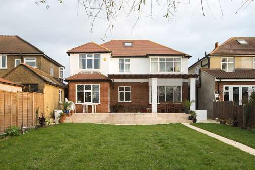 Double storey side extension photo No. 8