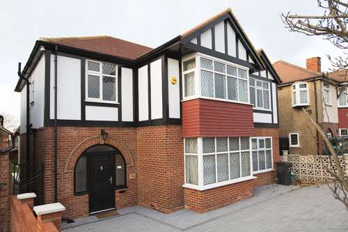 Double storey side extension photo No. 14