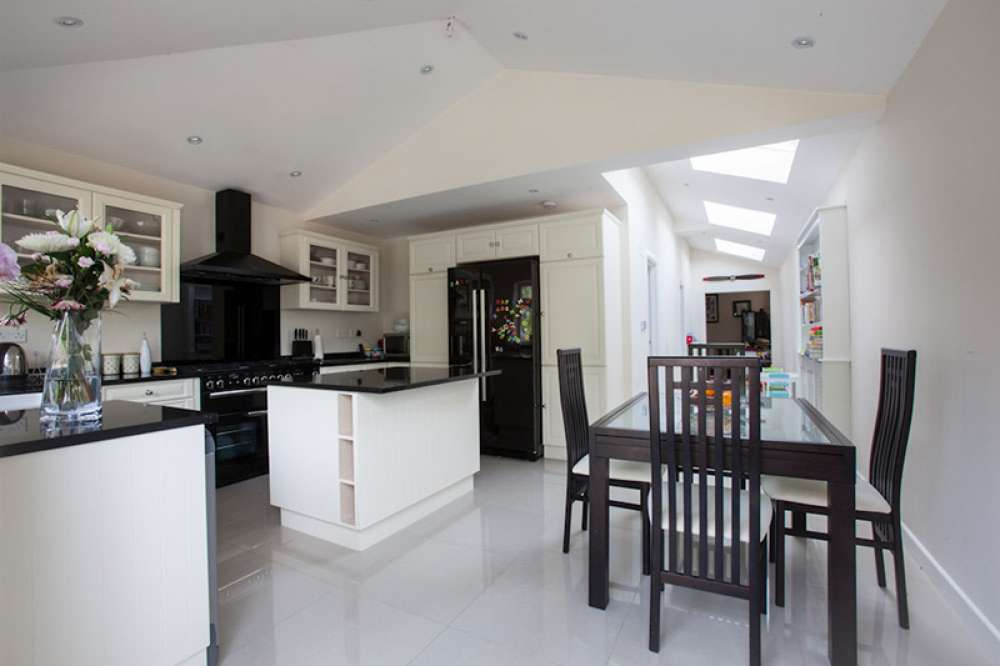 Two storey rear extension photo No. 16