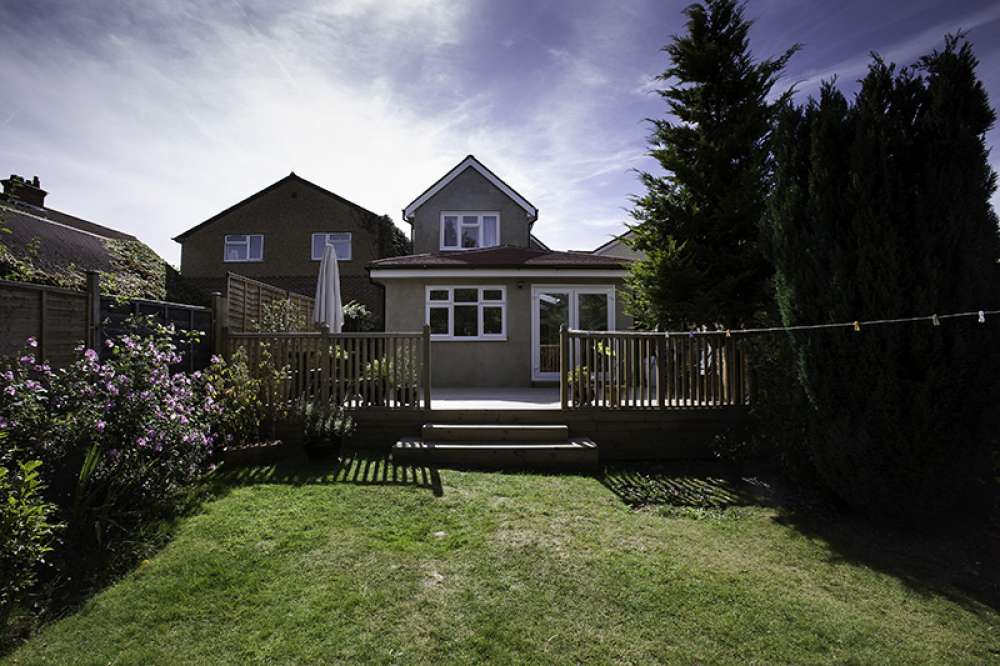 Two storey rear extension photo No. 17