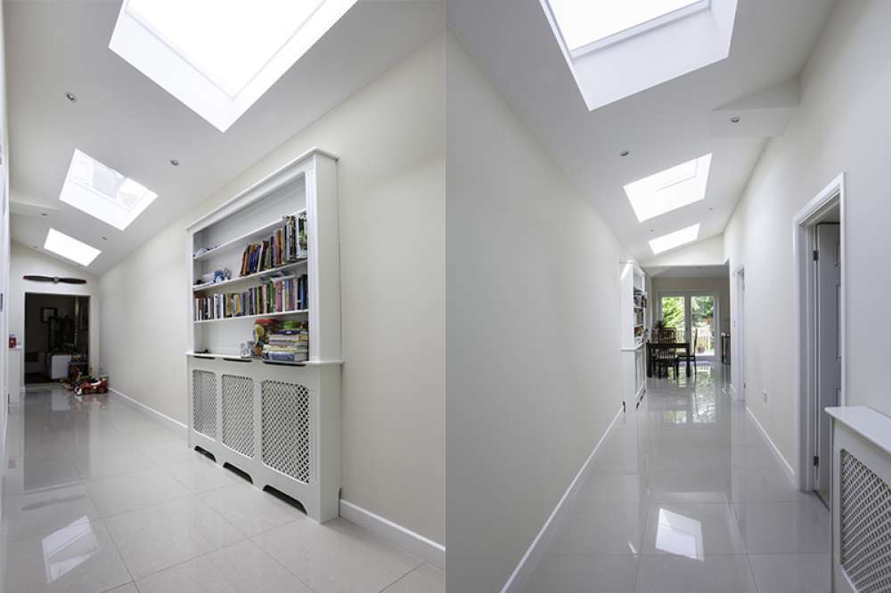 Two storey rear extension photo No. 19