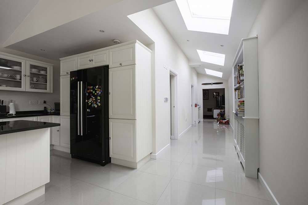 Two storey rear extension photo No. 20